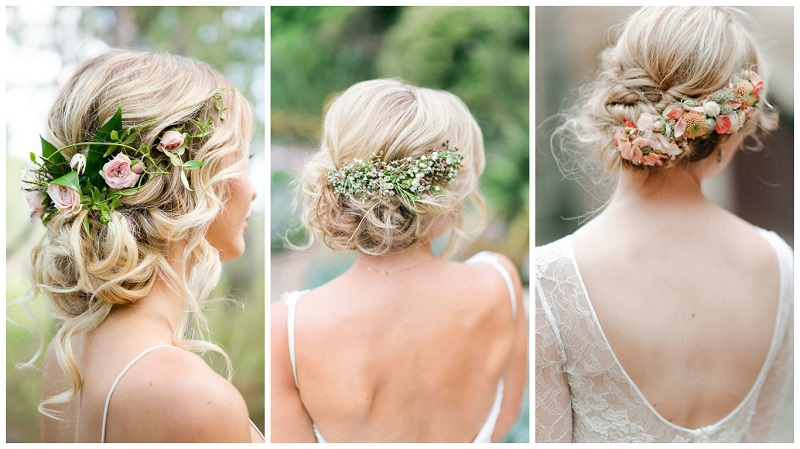 23 Romantic Wedding Hairstyles For Long Hair: Amazing Wedding Hairstyles For Long Hair