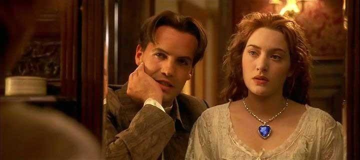 iconic diamonds Titanic