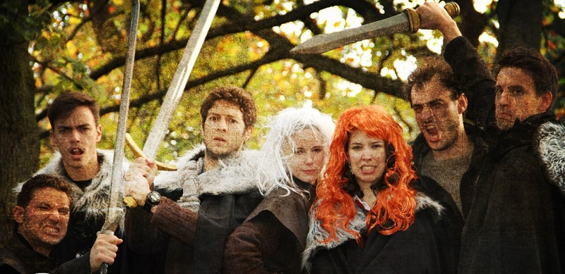 hen party ideas - game of thrones
