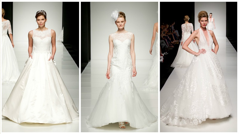 white gallery london -wedding dress trends lace