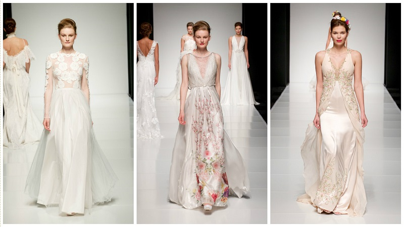 white gallery wedidng dress trends - embellishment