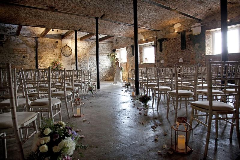 Raceview Mill unique wedding venue