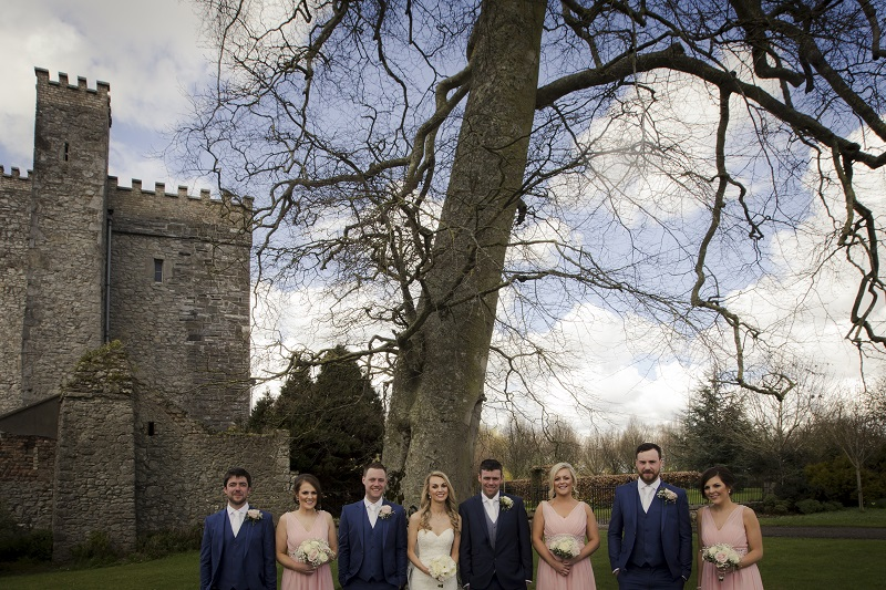 Barberstown Castle wedding 11