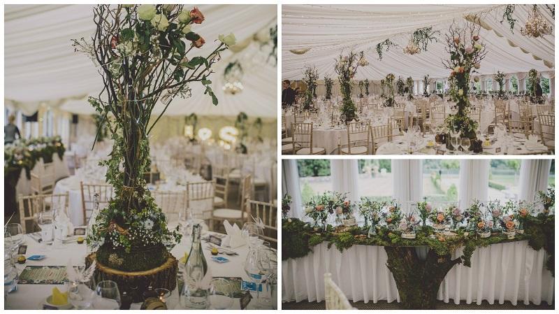 Castle Leslie Estate wedding 3