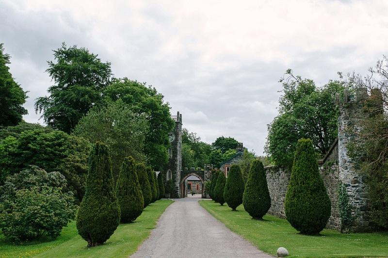 irish wedding venues with gardens Rowallane