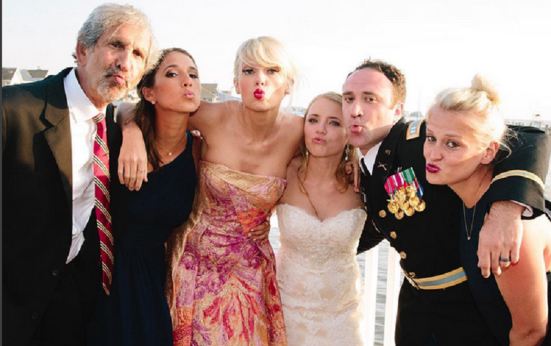 Taylor Swift wedding