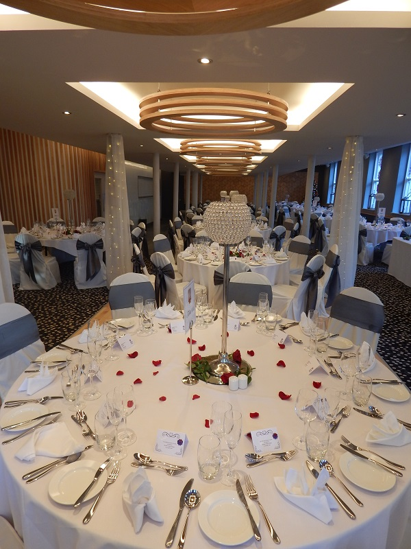 wedding venue Ten Square Hotel