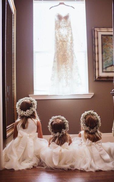 children at wedding 5