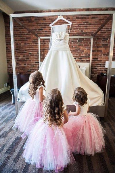 children at wedding 4