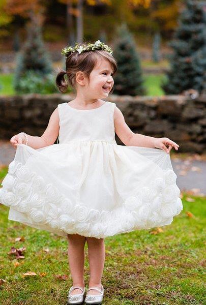 children at wedding 11