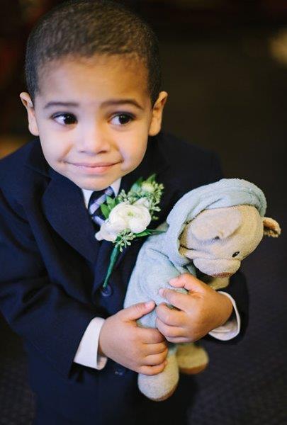 children at wedding 16