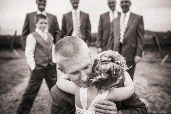 children at wedding 13