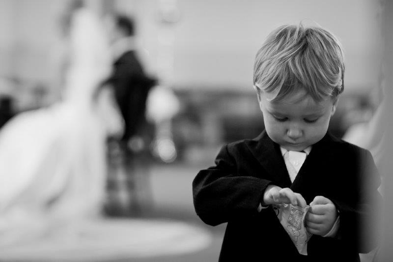 children at wedding 17