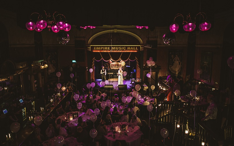 theater wedding venues in Ireland