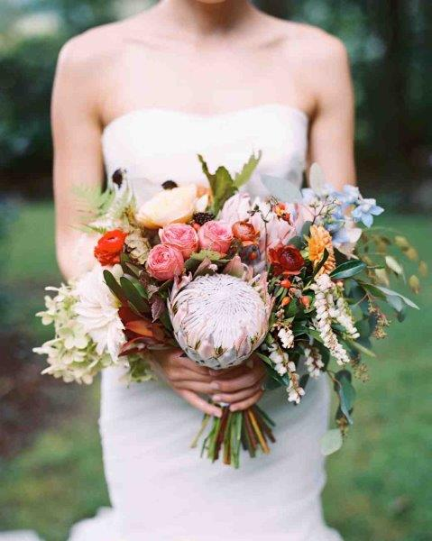 Wedding Flowers by Season 18