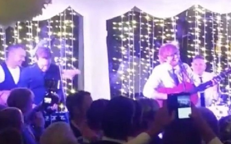 Celebrity Wedding Singers 3