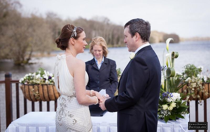 Outdoor Irish Wedding Venue