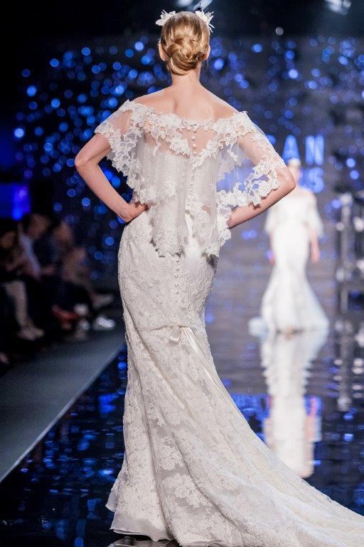 Bridal toppers Lusan Mandongus