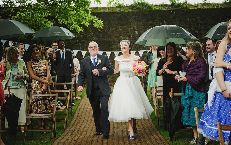 Outdoor Irish Wedding Venue 3