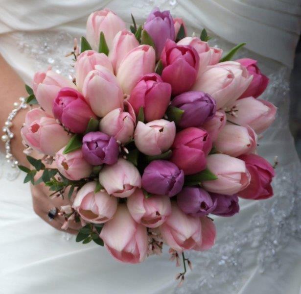 Wedding Flowers by Season 8