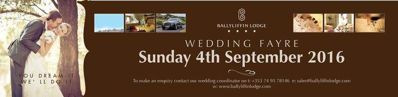 Ballyliffin Lodge Hotel & Spa wedding 4