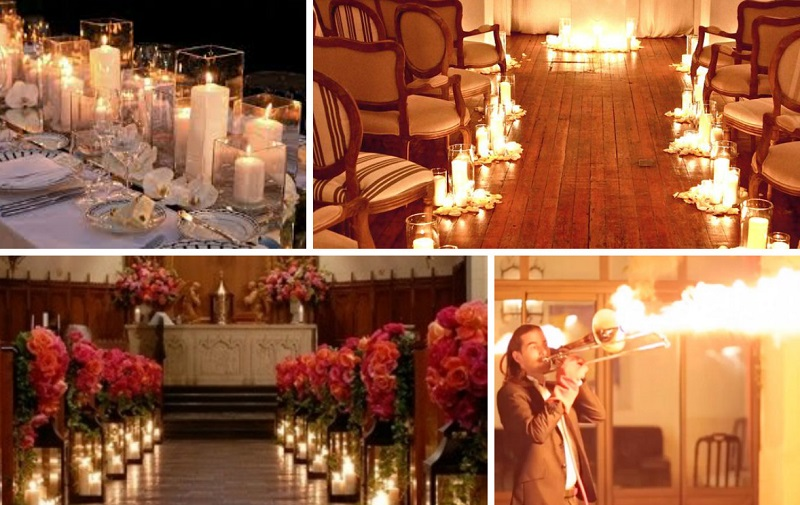 Tinder themed wedding 5