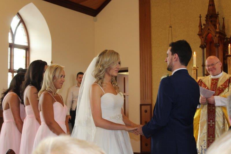 Real Irish Wedding 9