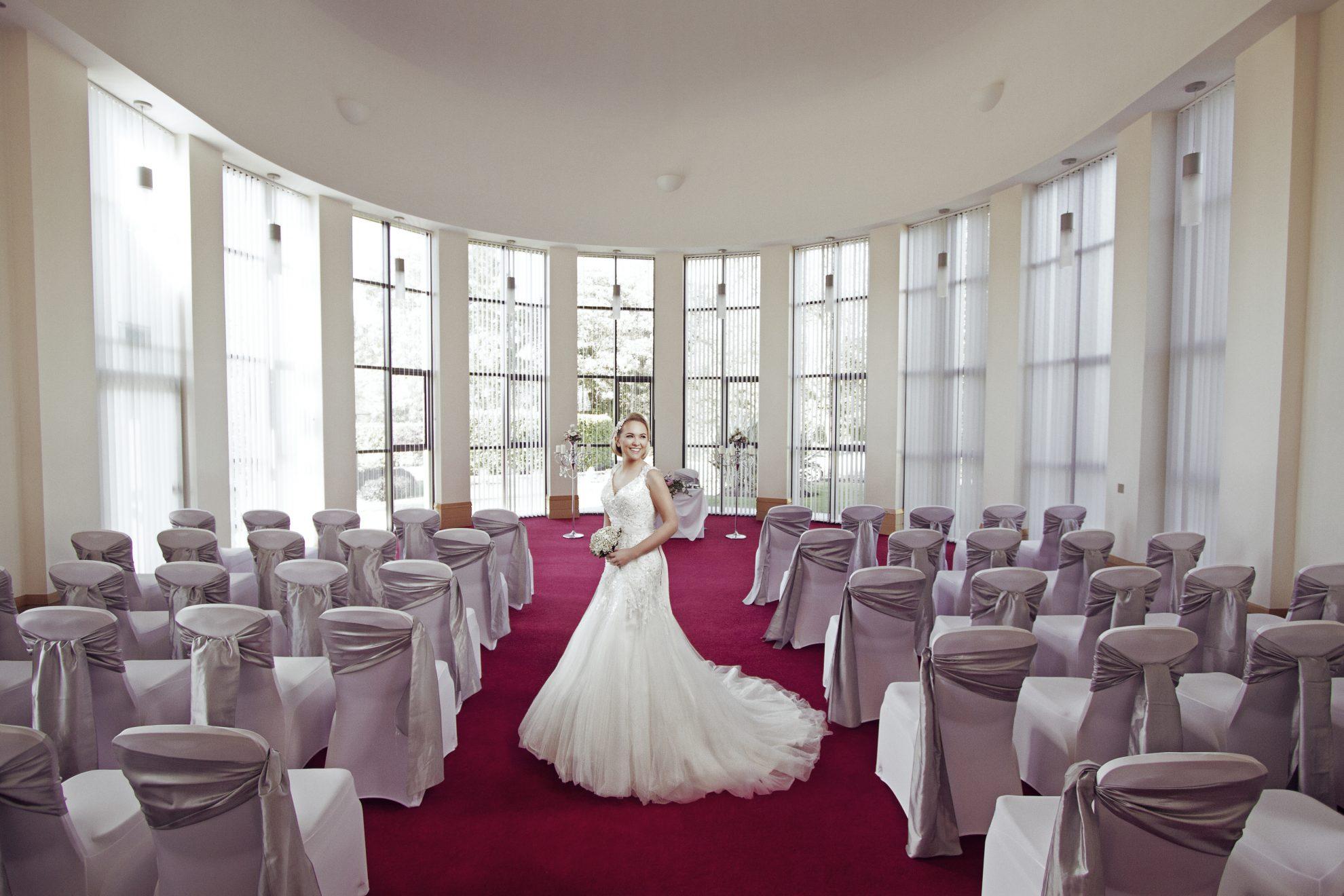 La Mon Hotel & Country Club Wedding Showcase Day