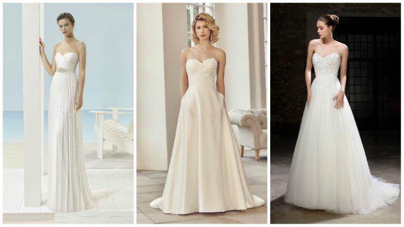 A-line wedding dress 5