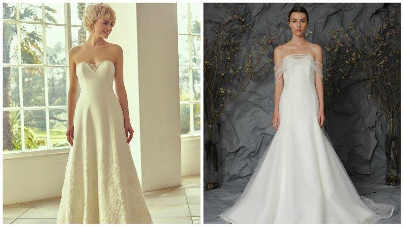 A-line wedding dress 4