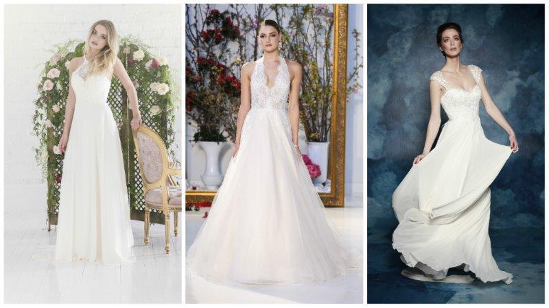 A-line wedding dress 6