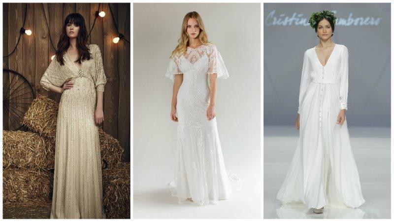 A-line wedding dress 3