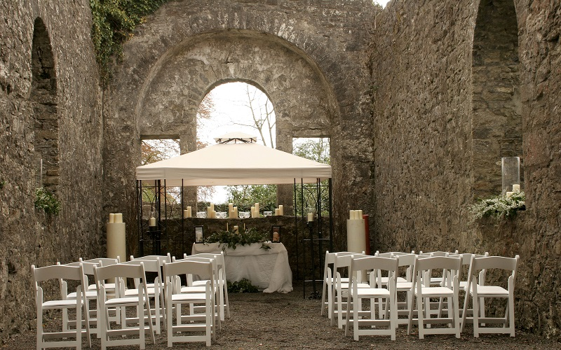 Irish wedding venues for a Halloween wedding 5