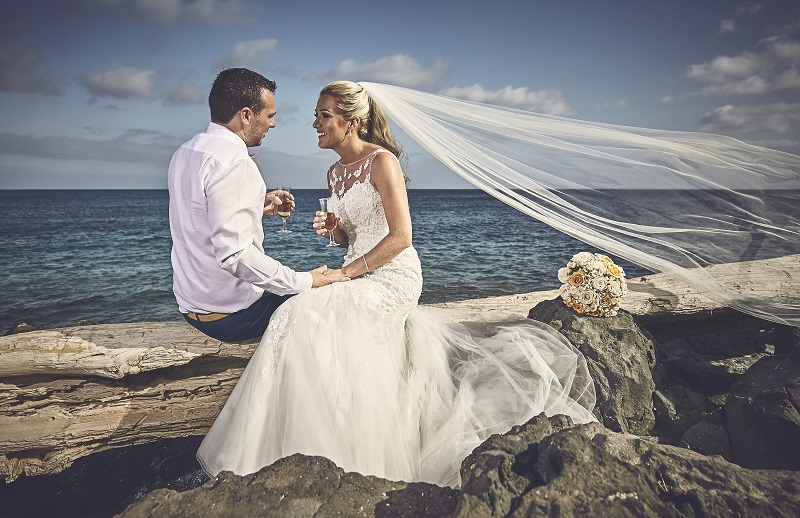 Lanzarote wedding