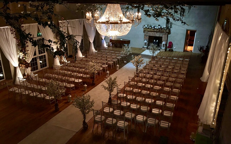 Exquisite Design From Event Planners NI