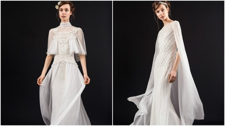 Edgy Wedding Dresses