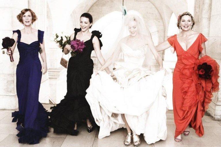Choosing Bridemaids