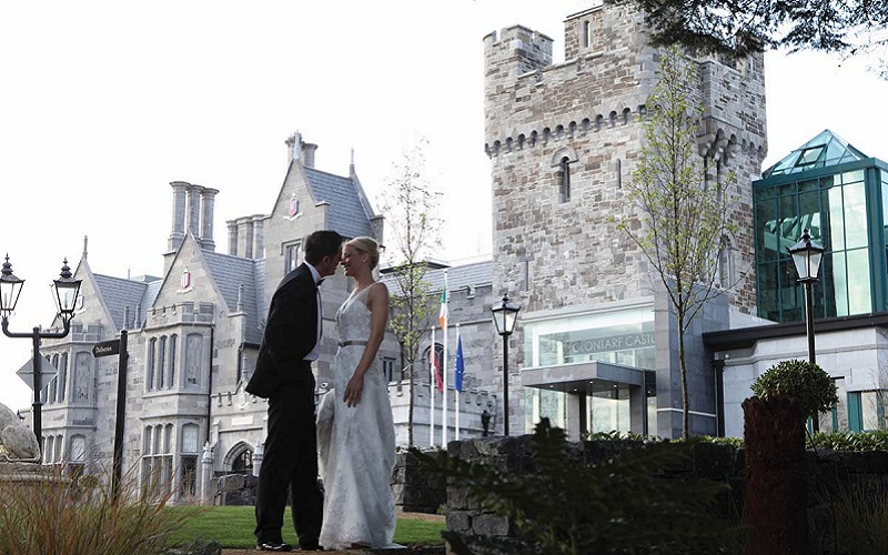 Irish castle wedding venues 5