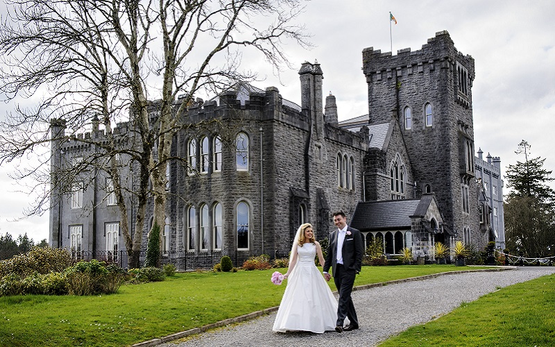 Irish castle wedding venues 3
