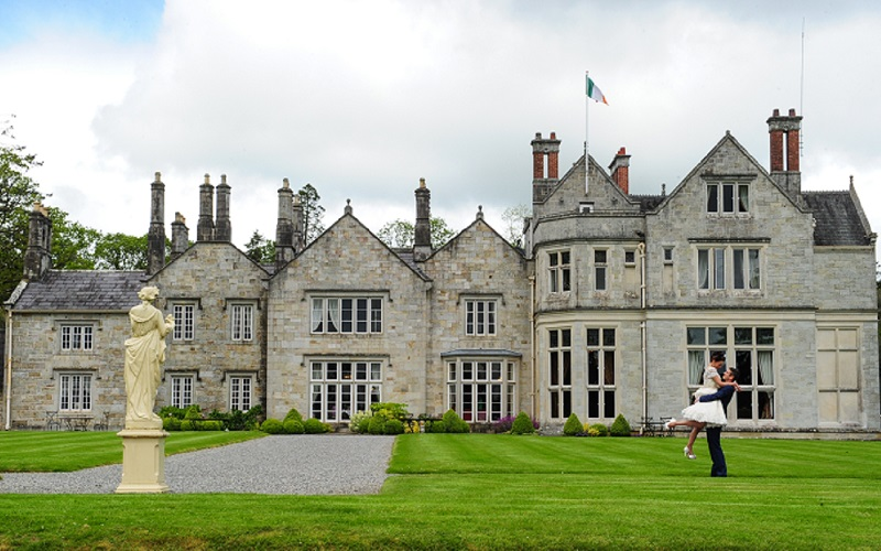 Irish castle wedding venues 7