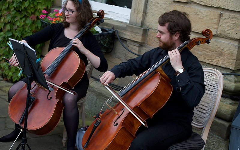 The Cellists