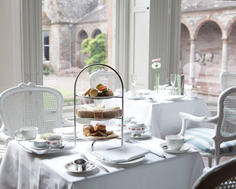 castle leslie afternoon tea
