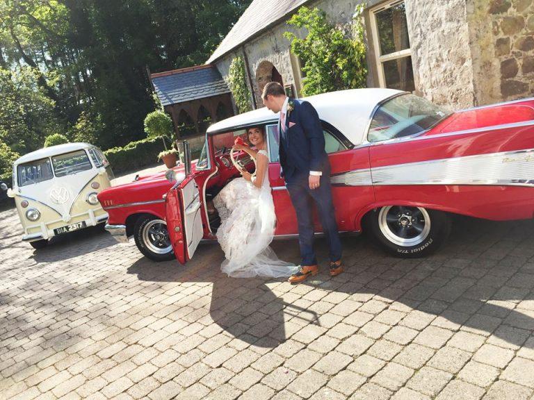 wedding transport Northern Ireland