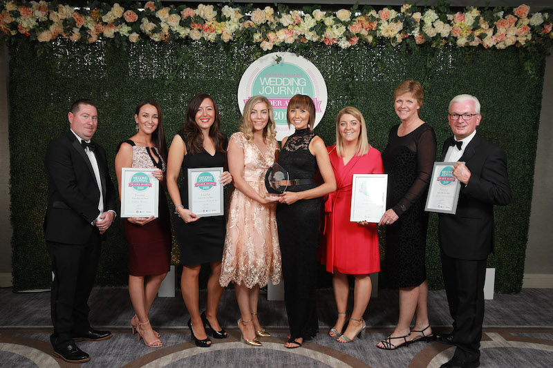 The Wedding Journal Reader Awards Winner & Finalists - Culloden Estate & Spa