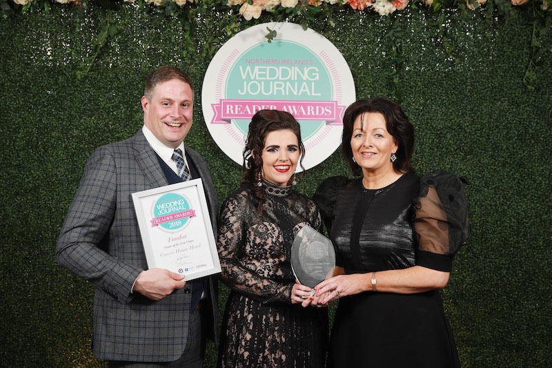 The Wedding Journal Reader Awards Winner & Finalists - Ballyliffin Lodge & Spa Hotel, Donegal