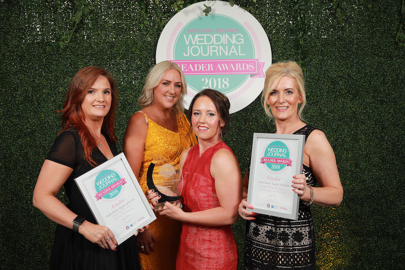 Wedding Journal Winner Awards 2018 Winners & Finalists - Maid by Sinead