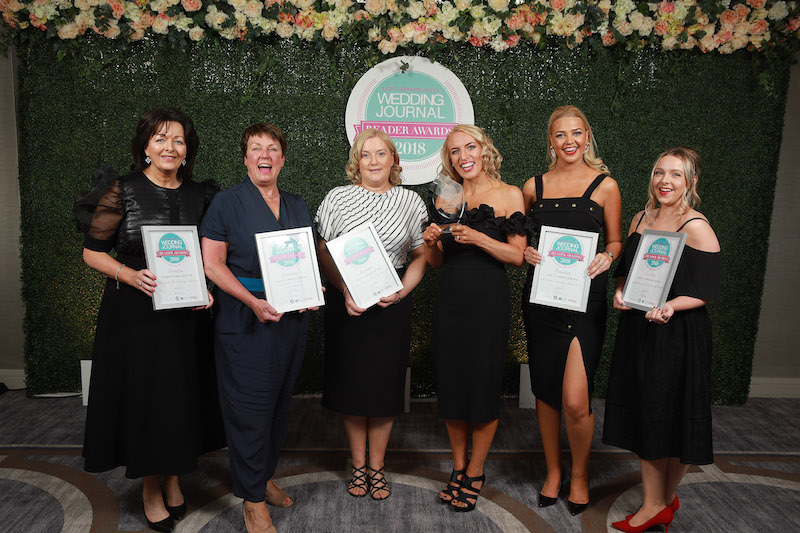 Wedding Journal Reader Awards 2018 Winners & Finalists - Lough Erne Resort
