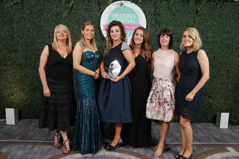Wedding Journal Reader Awards 2018 Winners & Finalists - Corick House