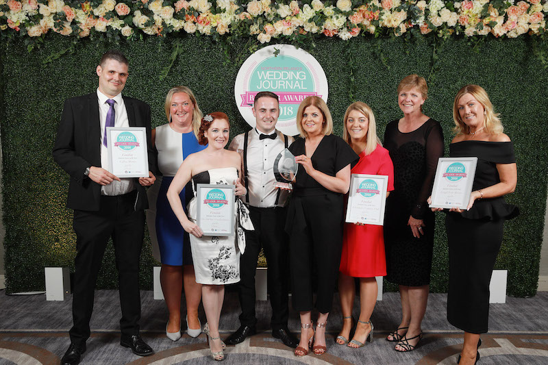 Wedding Journal Reader Awards 2018 Winners & Finalists - The wild Duck Inn Portglenone