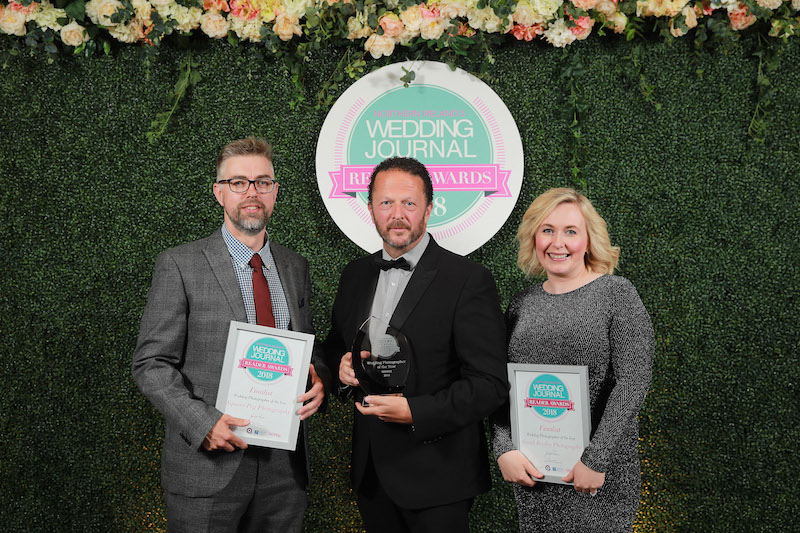 Wedding Journal Reader Awards 2018 Winners & Finalists - Ciaran O'Neill Photography
